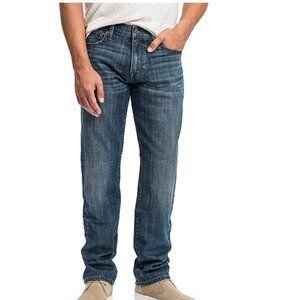 Lucky Brand 221 Original Straight Medium Wash Jean